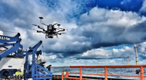 Fugro Developing Offshore Drone Base for OWF Maintenance