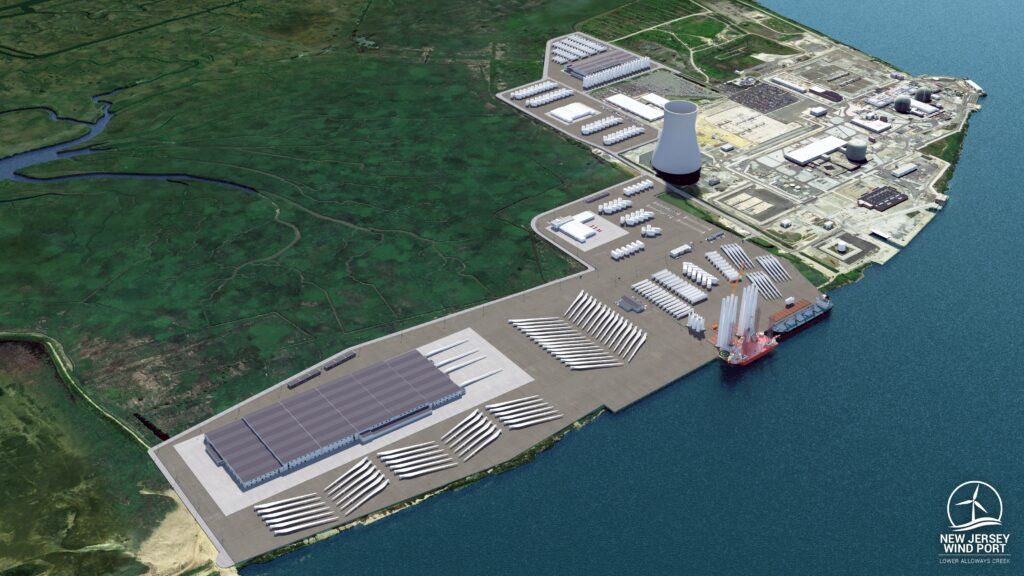 Construction Manager Wanted for New Jersey Wind Port