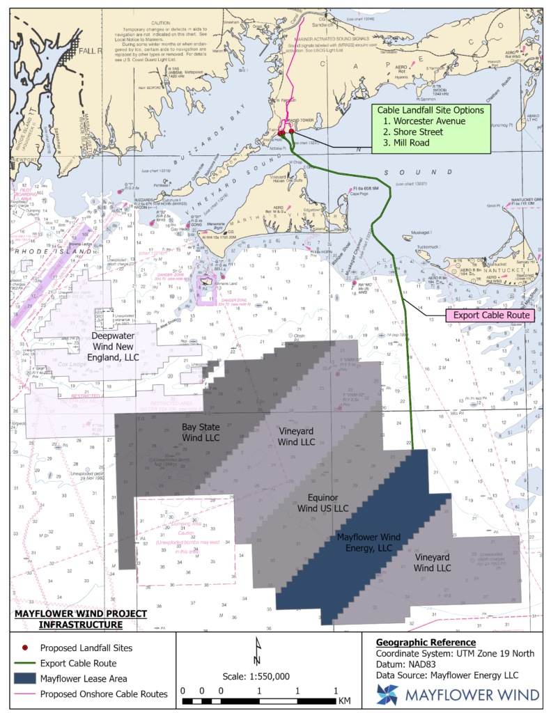 Burns & McDonnell Wins Mayflower Wind Onshore Link FEED Contract