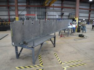 Keel Laid for First Jones Act Compliant Offshore Wind Installation Vessel