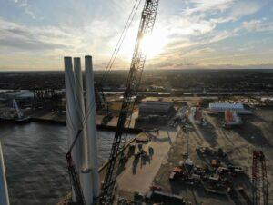 Global Wind Service Joins Siemens Gamesa at Windpark Fryslân