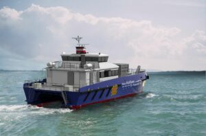 LD Tide Inks New CTV Contract for Saint-Nazaire OWF