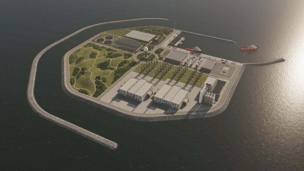 Meet VindØ - The World's First Energy Island