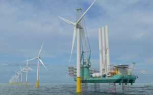 Huisman Muscle for OIM Wind's Mega Jack-Up