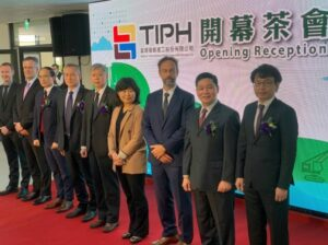 Mammoet Opens New Taiwan Office, Starts Co-Op with TIPC