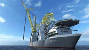 Boskalis and MENCK Team Up Offshore Taiwan