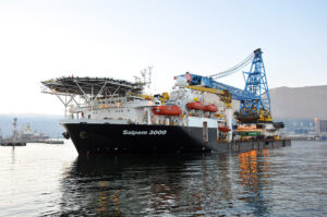 Saipem Wins EUR 460 Million Offshore Wind Contract in France