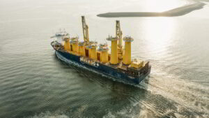 Jumbo Completes Transportation of Yunlin Foundations from EU