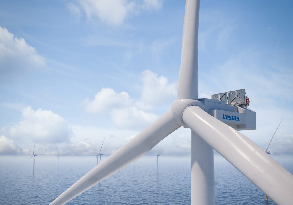 EnBW First to Select Vestas 15 MW Offshore Wind Turbine