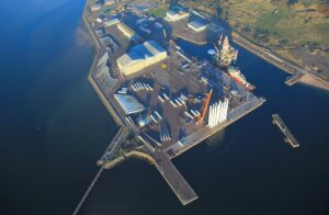 Port of Nigg to Power Offshore Wind Ops with Green Hydrogen