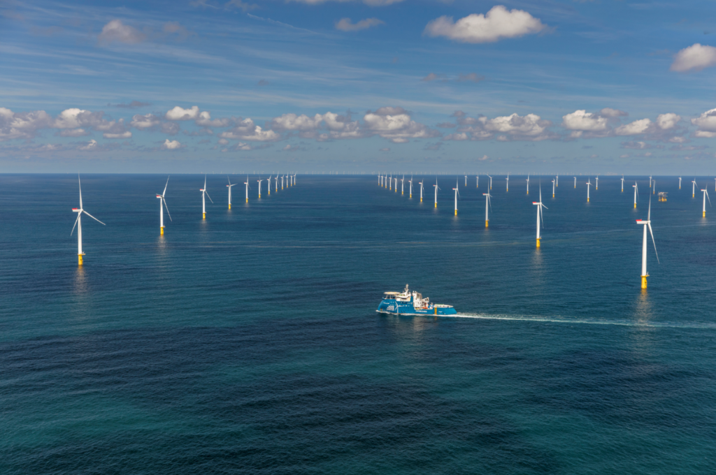 Siemens Gamesa Extends Service Contract for Major Offshore Wind Farm