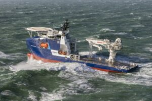 Safeway Gangway to Back Van Oord at Taiwanese Offshore Wind Project