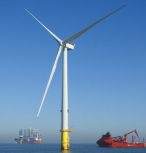 EDS HV Secures Cable Work at Triton Knoll