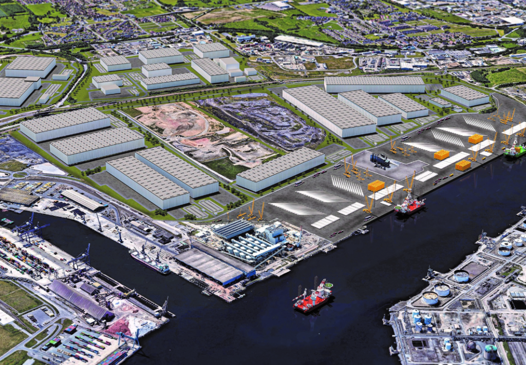 UK to Invest GBP 95 Million in Two New Offshore Wind Ports