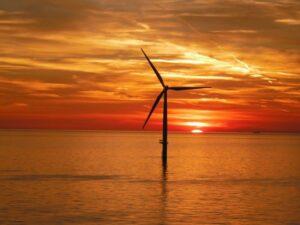 UK Team Developing Drone Fleet for Offshore Wind Farm Inspection