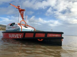 Brits Develop 'Game-Changing' Unmanned Surface Vessels