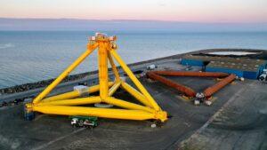 Bourbon Subsea Services to Handle TetraSpar Floater