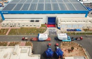 1st Commercial Double-Digit MW Turbines Head Offshore China