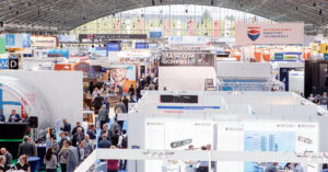 Offshore Energy Exhibition & Conference 2021 opens floorplan