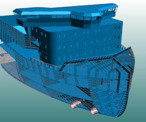 Ulstein Wins New Work on US Rock Installation Vessel