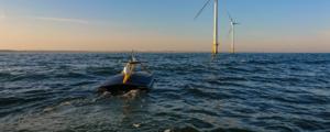 Uncrewed Surface Vessel Starts Survey at UK OWF