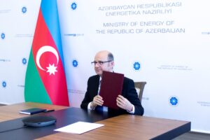 Azerbaijan's Energy Ministry Signs Offshore Wind MoU with IFC