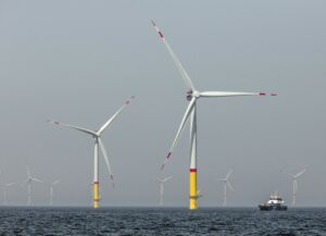 RWE Hires ALL NRG for German Offshore Wind Farms