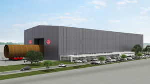 Construction Starts on USA's Largest OW Manufacturing Hub
