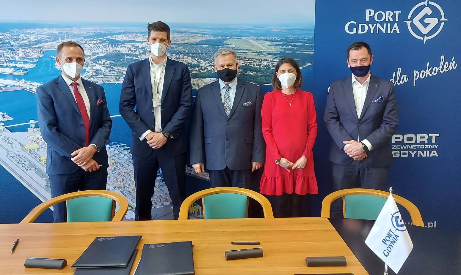 Ørsted and Port of Gdynia to Cooperate on Next-Generation Technology