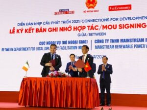 Vietnam and Mainstream Staging Offshore Wind Event