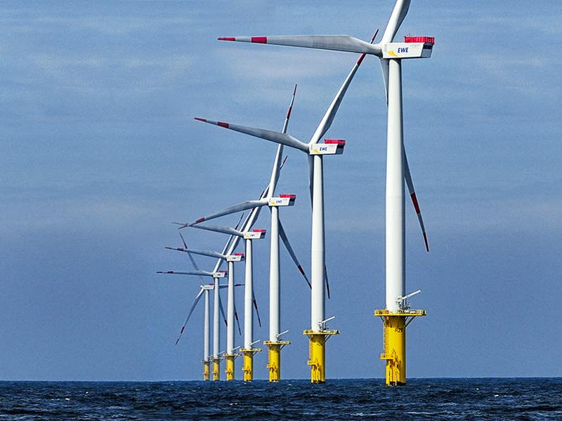 Riffgat offshore wind farm