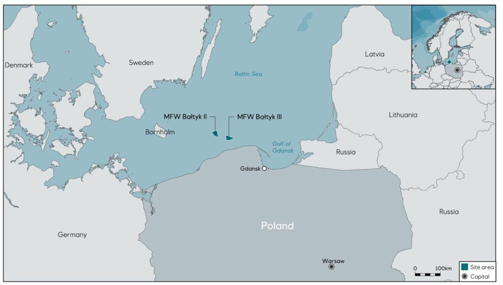 Equinor and Polenergia Secure CfDs for Polish Offshore Wind Farms