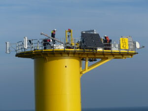 Offshore cable specialists: getting the hang of things