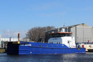 French Operator Targets Offshore Wind Market with Damen CTV