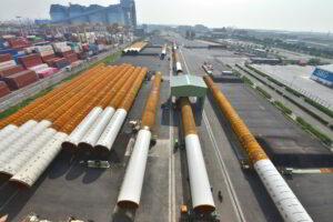 Pin Piles for Changfang & Xidao Phase 1 Ready