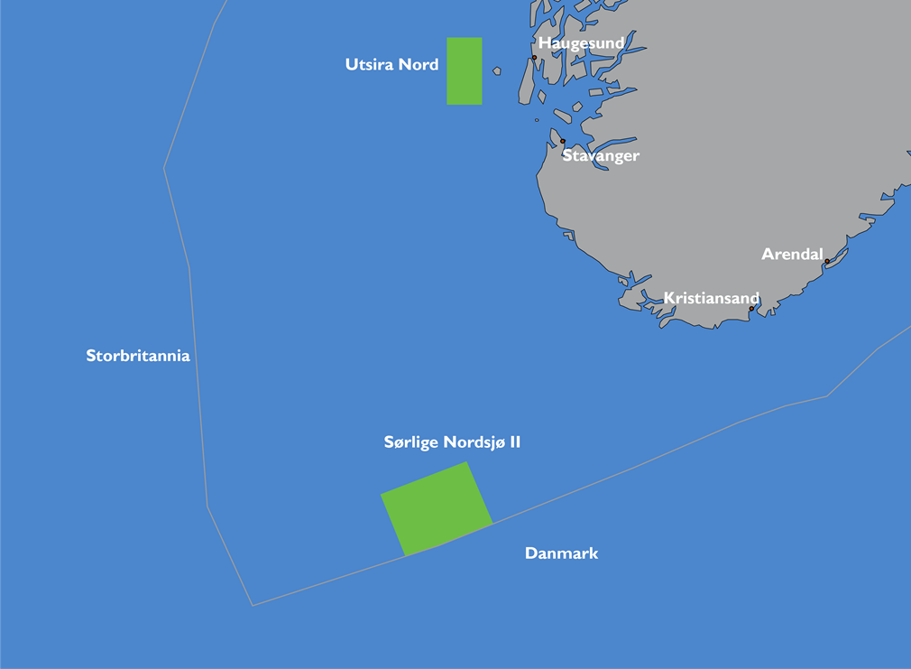 Norwegian Offshore Wind Auction Attracts More Domestic Companies