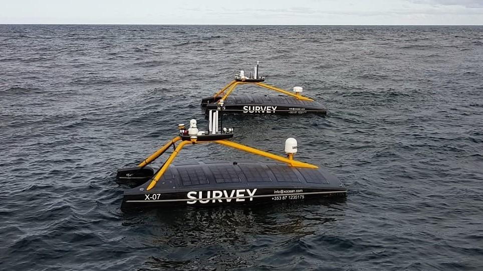 Uncrewed Tandem Deploys Offshore Scotland