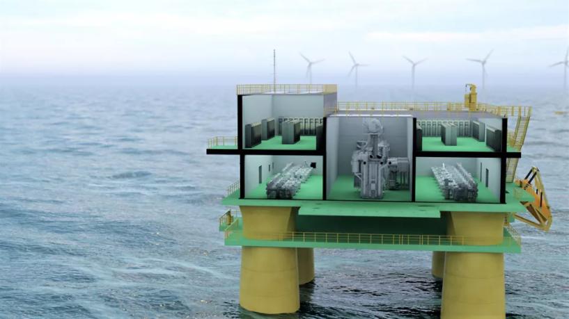 Hitachi ABB Launches Floating Wind Transformers Portfolio
