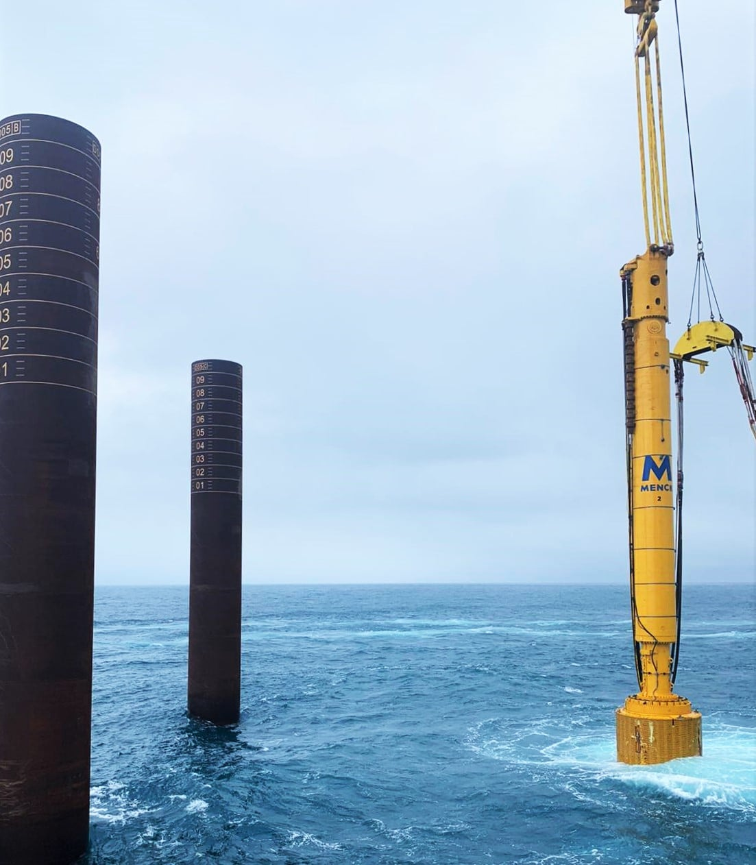 Ørsted Ramps Up Construction Offshore Taiwan