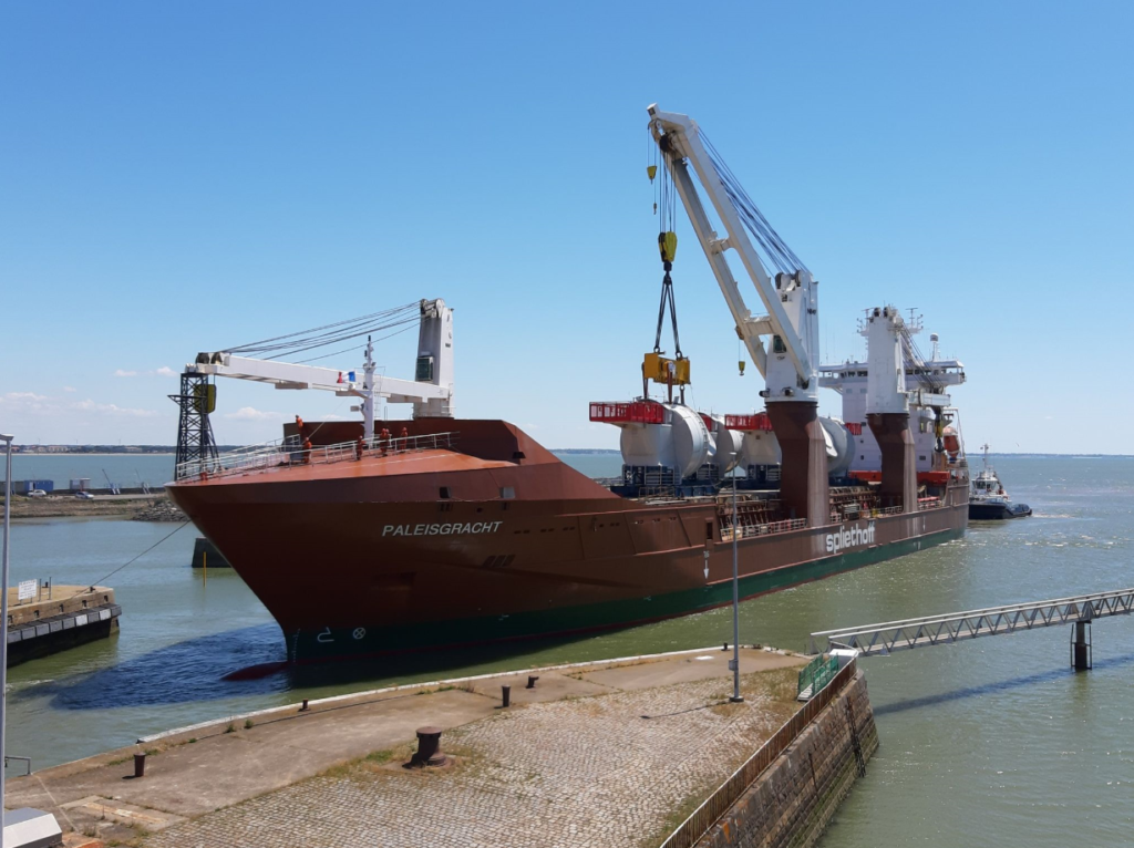 GE Ships Out First Saint-Nazaire Nacelles