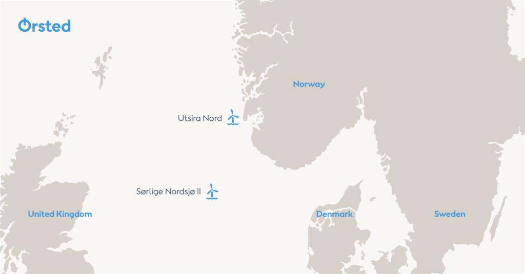 Ørsted Joins Fred. Olsen Renewables and Hafslund Eco Offshore Norway