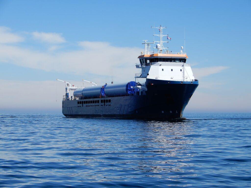 Green Shipping Line and DEKC to Design Jones Act Offshore Wind Vessels