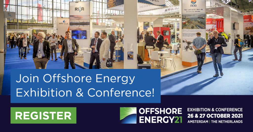 Registration Open for Offshore Energy 2021