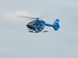 DanTysk Sandbank Hires Air and Water Crew Transfer Team