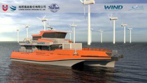 Thai Shipbuilder Enters OW Market with U-Ming CTV Order