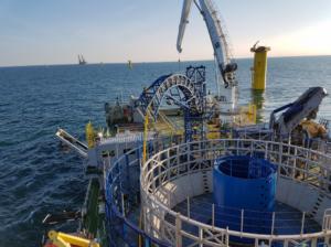 Van Oord Orders Inter-Array Cables for Hollandse Kust Noord