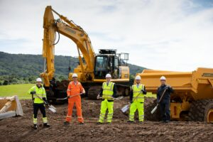 Ground Breaks for Sofia, Dogger Bank C