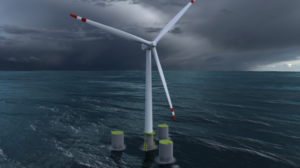 Ørsted to Bid for Floating Wind Farms Off Scotland