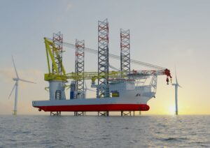 Jan De Nul to Install 14 MW Wind Turbines at Dogger Bank C