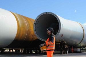 EEW SPC and Windar to Deliver Baltic Eagle Foundations